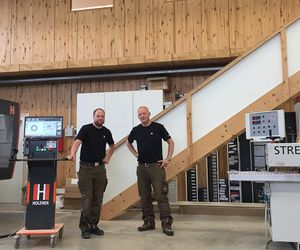 HOLZHER edge bander - awesome edgebanding machines from Germany