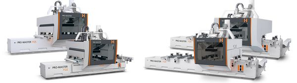 5 Axis Cnc Routers And Machining Centers Woodworking Holzher