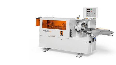 The edge banding machine Streamer 1052 from Holz-Her
